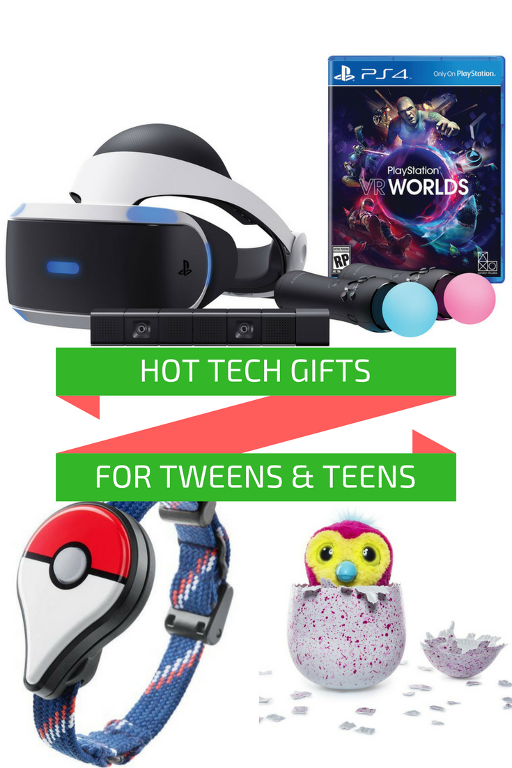 Top 5 Hot Ing Tech Gifts For Tweens And S