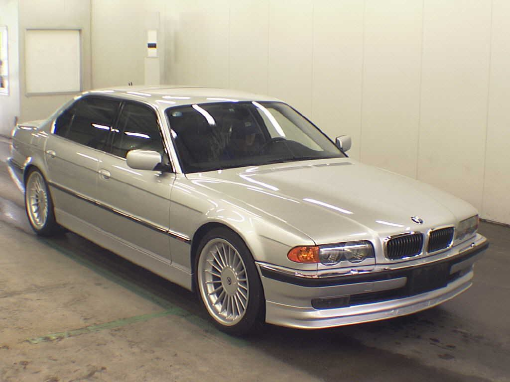 Alpina B12 6.0 long wheelbase - one of only 23 made apparently.
