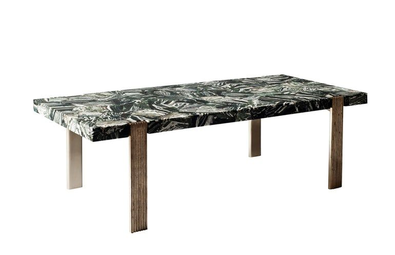 Capital Green Agate Coffee Table Coffee Table Contemporary