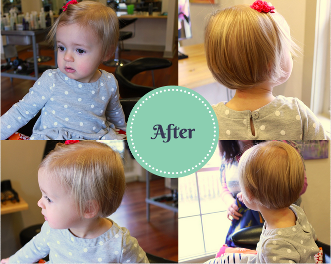 Hairstyles Girl Babies: Toddler Bob Haircut On Pinterest