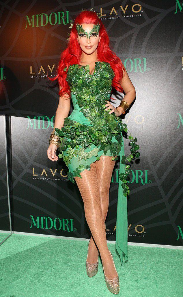 Los disfraces de halloween más sexys de Kim Kardashian