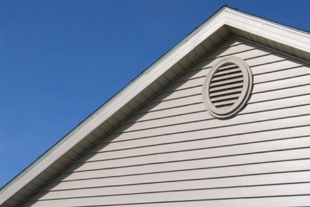 How To Install An Attic Vent Gable Vents Attic Vents Outdoor Remodel