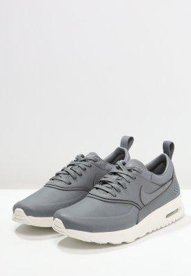 on sale 76818 721e3 Nike Sportswear AIR MAX THEA - Sneakers - cool grey sail metallic pewter -  Zalando.se