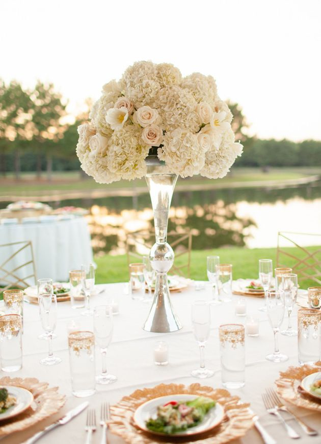 Wedding Ideas with Elegant Floral Details Centerpiece Heaven