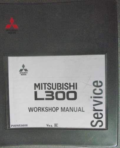 emporio armani classic watch motorhome pinterest rh pinterest com mitsubishi l300 4x4 service manual mitsubishi l300 service manual pdf