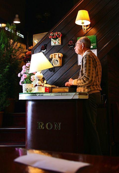 Cafe Ron Tokyo Tokyo Japan Cafe Delight