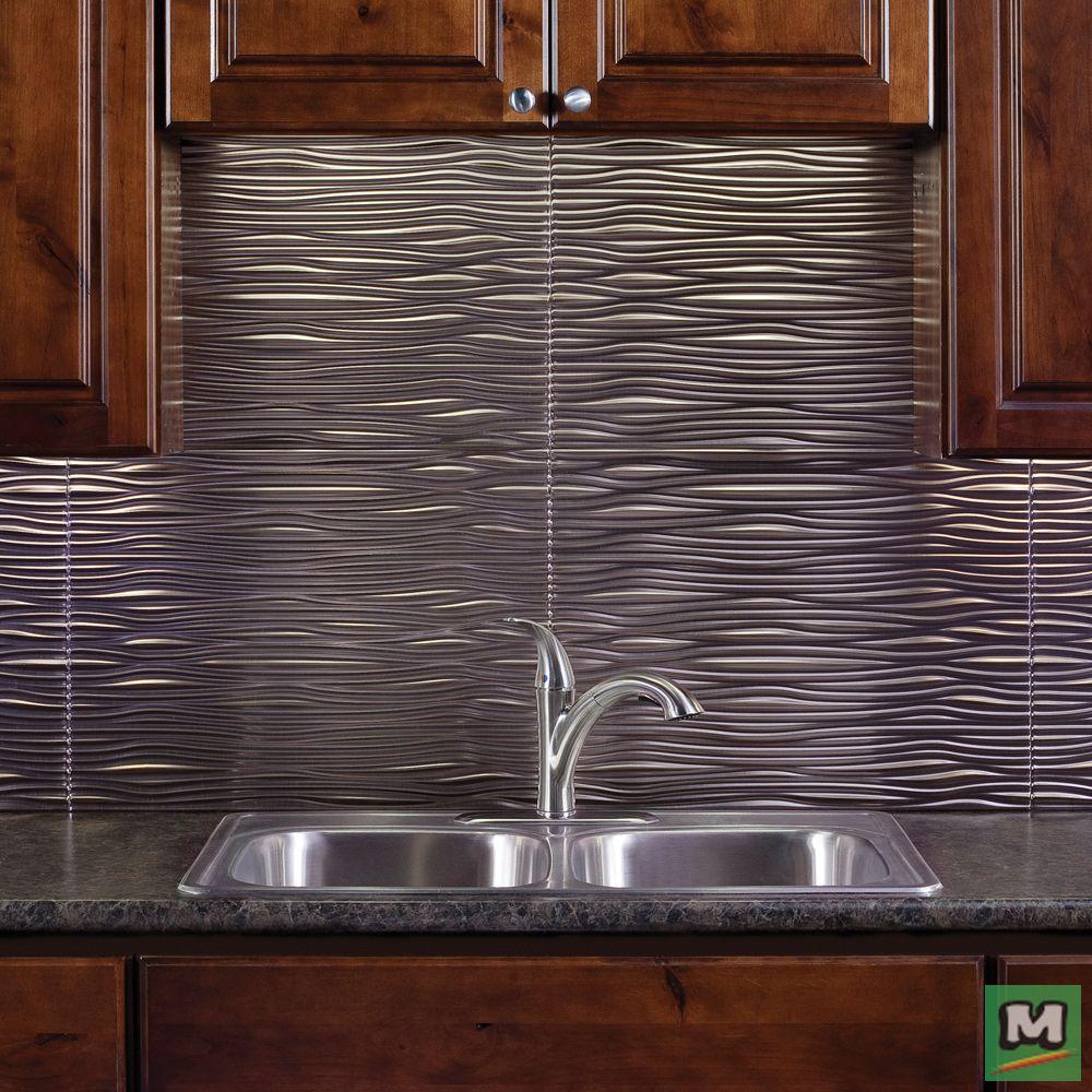 Give your kitchen or bathroom that turnofthecentury