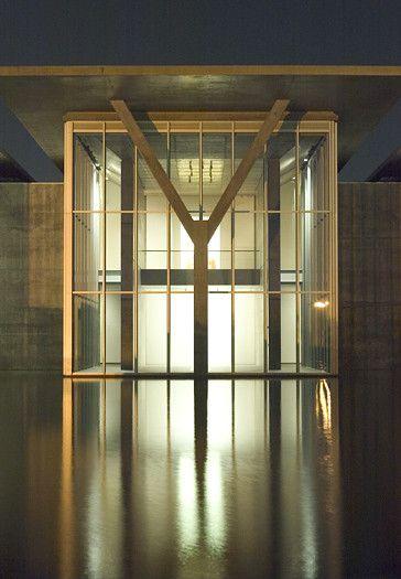 Gallery Of Flashback Modern Art Museum Of Fort Worth Tadao Ando Architect Associates 2 Museum Of Modern Art Tadao Ando Architecture