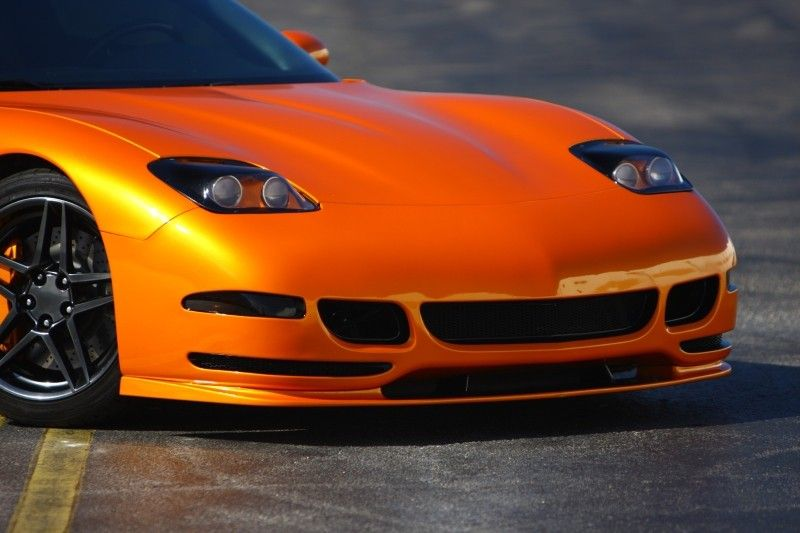 C5 Tigershark Body Kit Corvette Sports Car Bmw