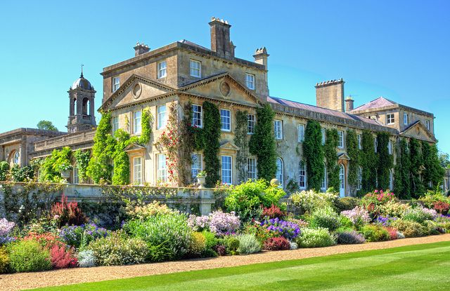 Photos of England....Bowood House - HDR by Slybacon, via Flickr