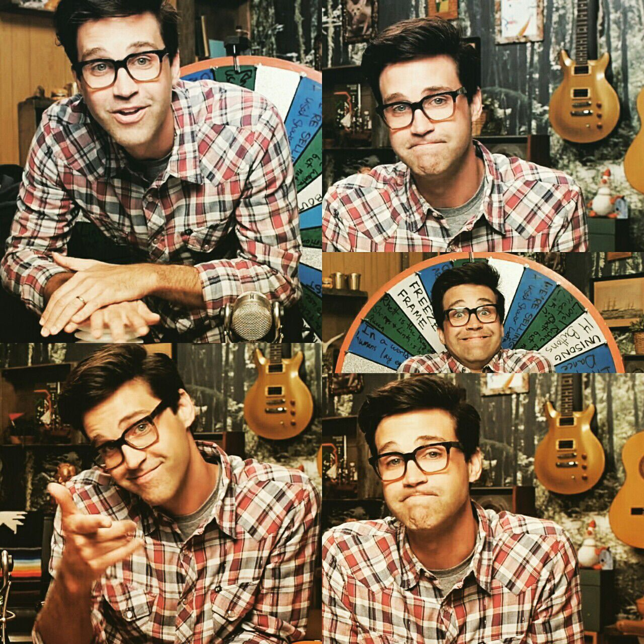 Link Neal Good Mythical Morning Tbh I Don T Like His New Hair I Miss The Wings Good Mythical Morning Rhett And Link Mythical