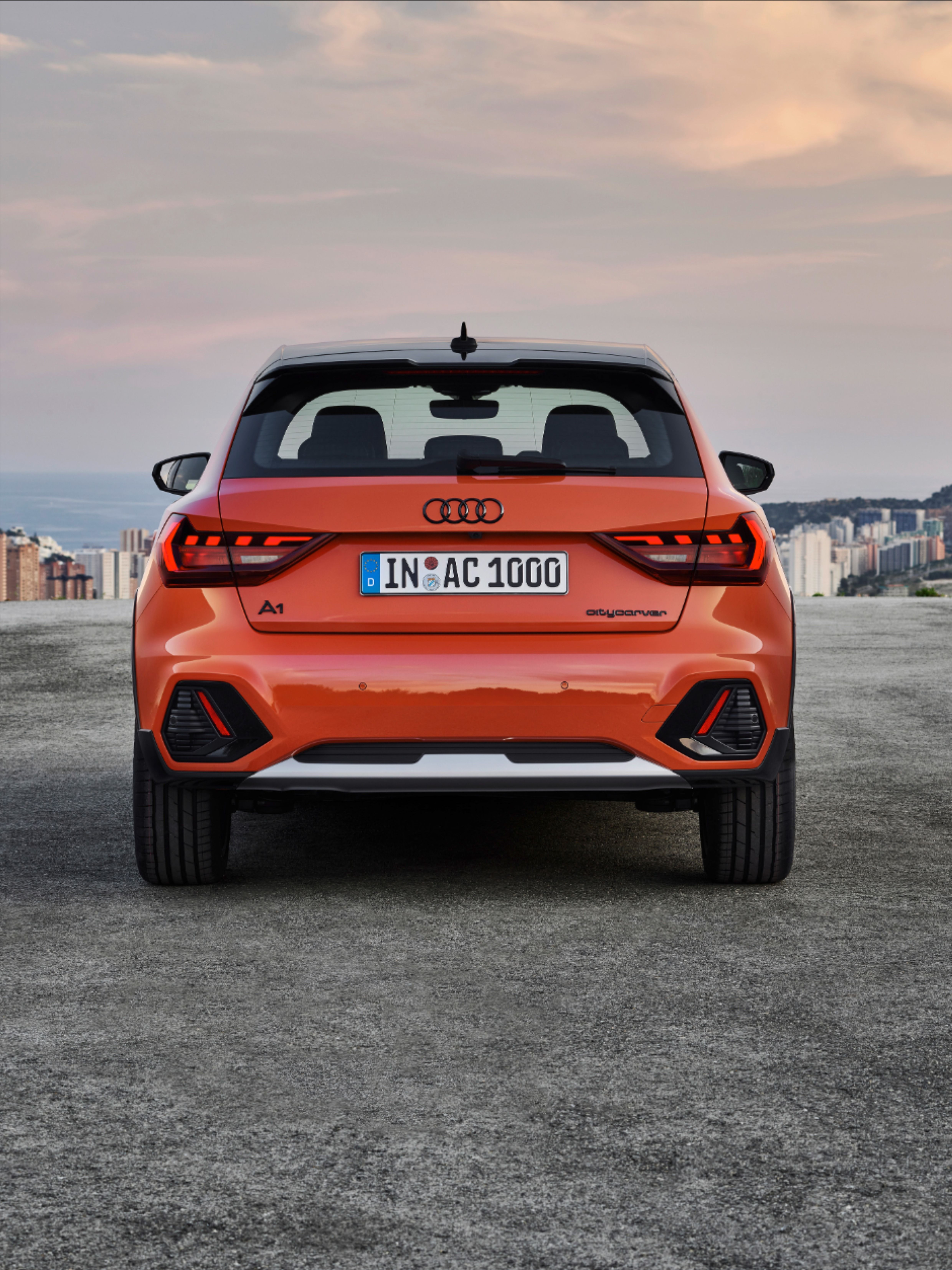 Audi A1 Audi A1 Orange Audi A1 2019 Audi A1 Citycarver