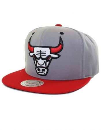 GORRA MITCHELL CHICAGO BULLS  cd4aa80cbba