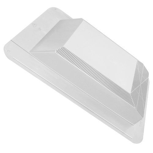 Canplas 60pro50slw Weatherpro Series Pro Slant Back Roof Vent White Check This Awesome Product By Going To The Link At T Roof Vents Roofing Roof