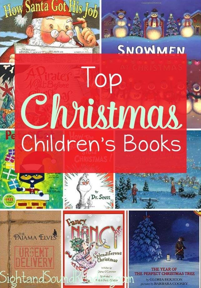 preschool or kindergarten activity best childrens christmas picture books great for all ages