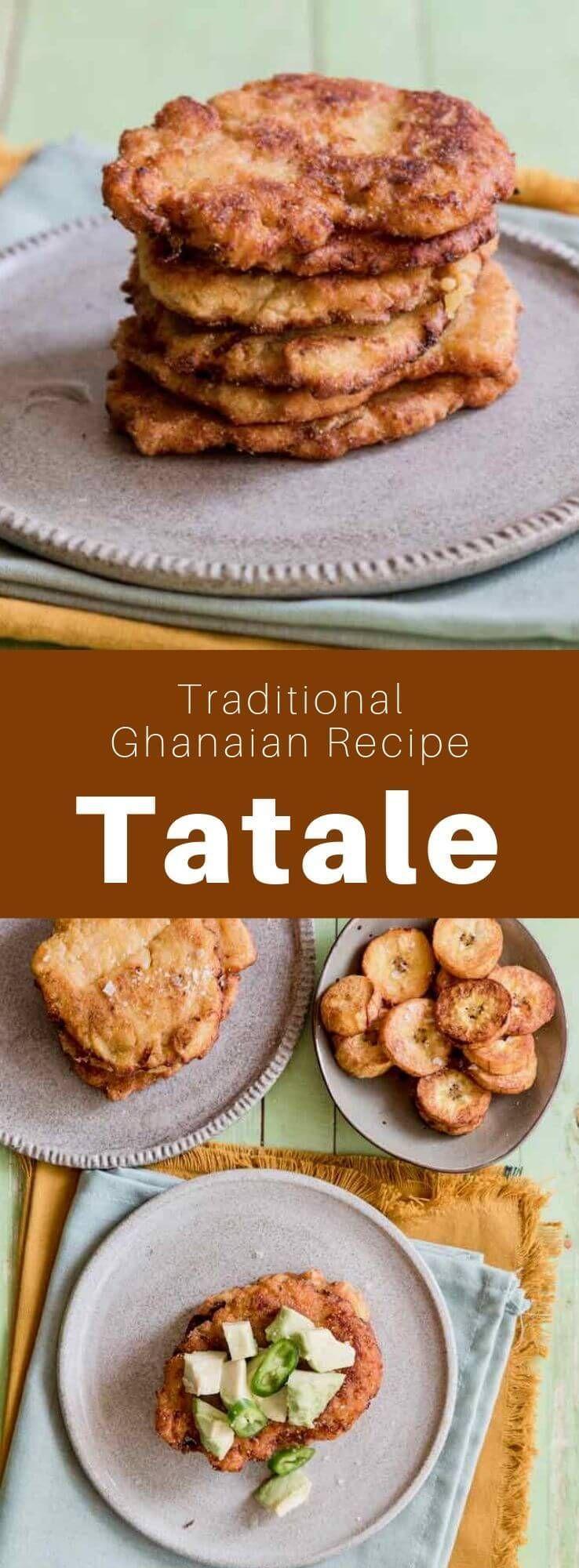 Ghana Tatale In 2020 African Food Ghanaian Food Ghana Food