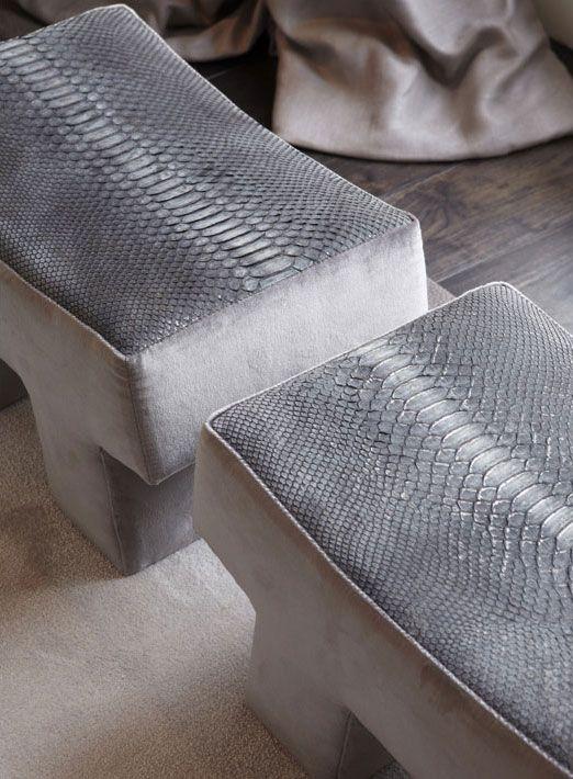 Fiona Barratt Interiors - texture detail.. cushions perhaps...