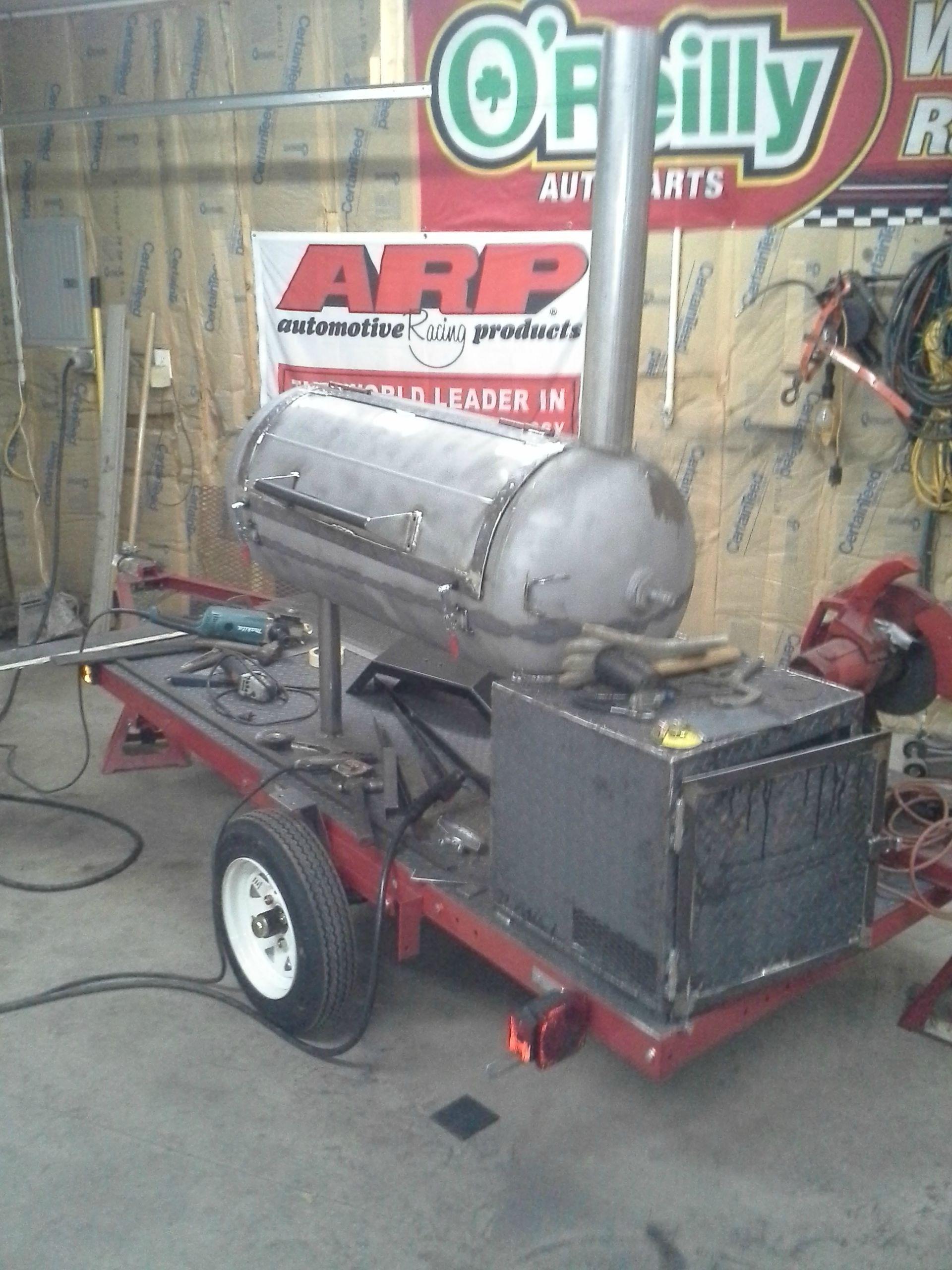 Explore smoker cooker smoker trailer and more