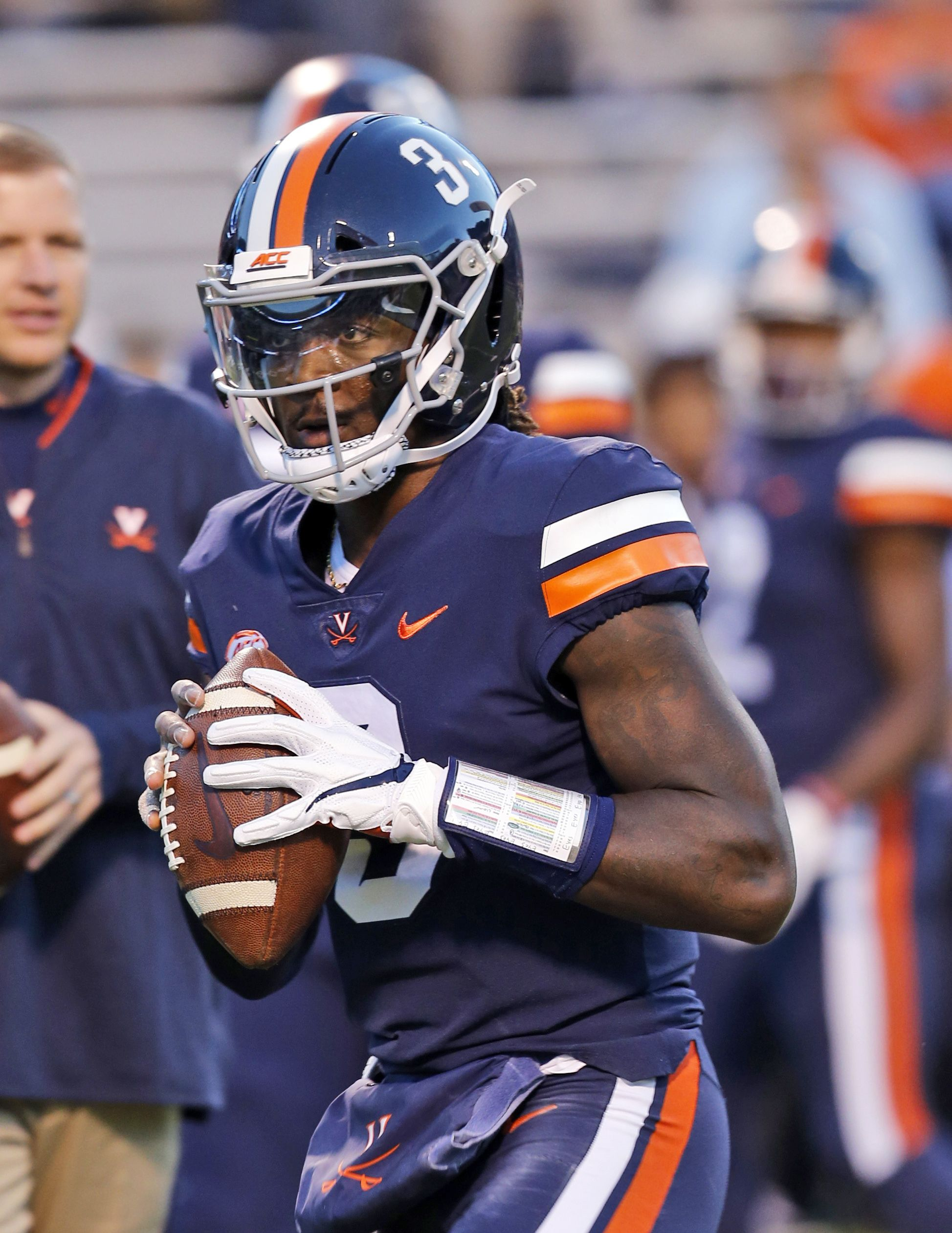 Virginia Football Enters 2019 Schedule With Hopes For