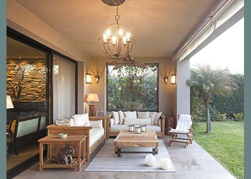 Estudio gamboa gamboa patios and porch - Casas con estilo ...
