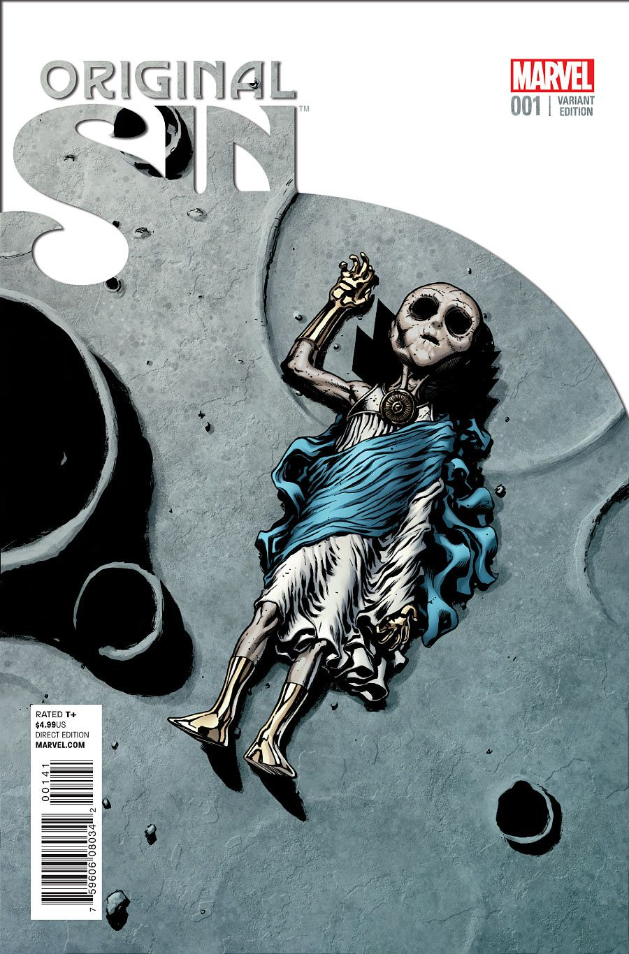 Original Sin Vol.1 #1 - The Watcher by Ed McGuinness *