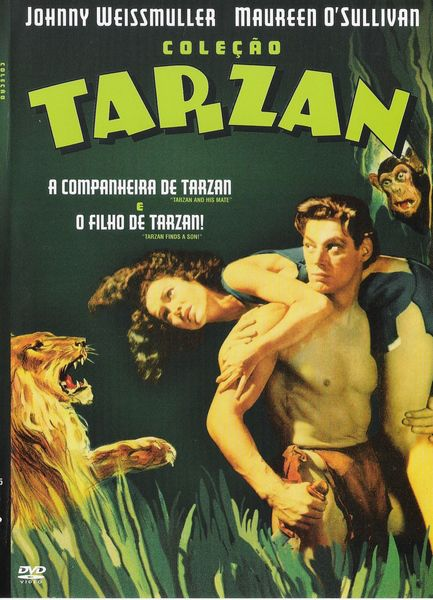 Tarzan Sávio Soares Tarzán