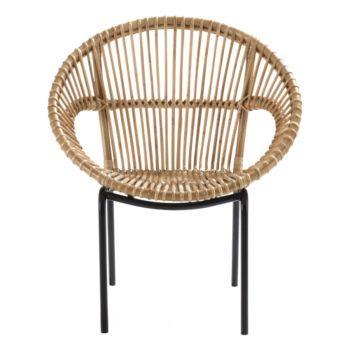 fauteuil tresse naturel fly chambre bedroom pinterest tresses naturelles fauteuils et. Black Bedroom Furniture Sets. Home Design Ideas