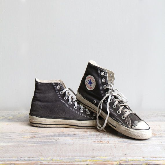 converse vintage. vintage converse high top these were my shoes in 8th grade gym class back 1972 e