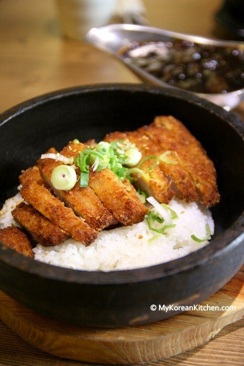 Korean Restaurant Visit - Maru in Brisbane | Korean Food: Pork ...