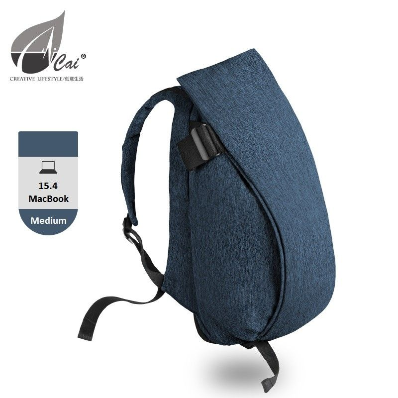 Buy high quality and top design MacBook laptop commuter backpacks from Cai®.  Super minimalist design but functional. Perfect backpack for outdoor, biking and commuting.