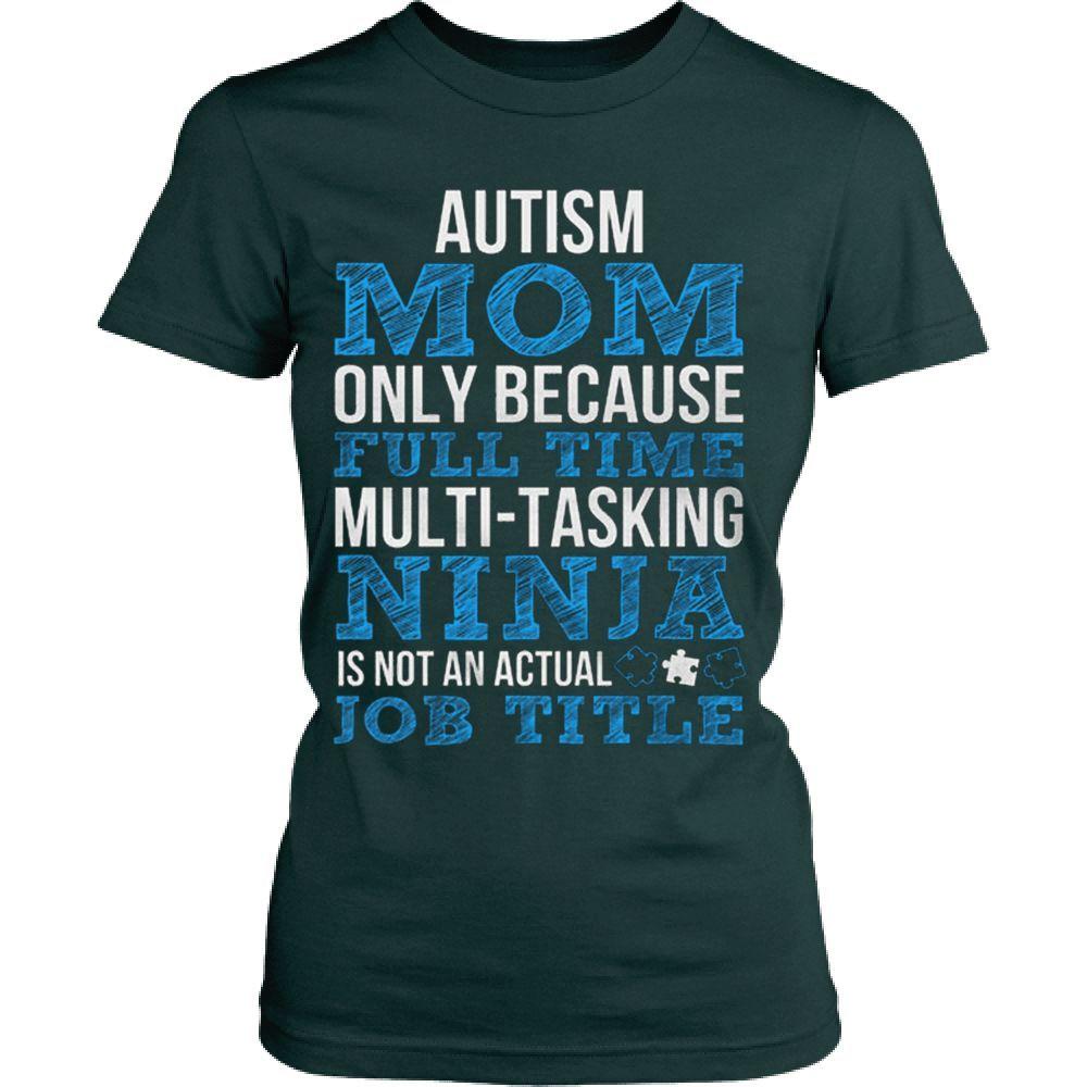 e93142db083 Funny Autism Awareness Shirt Autism Mom T Shirt