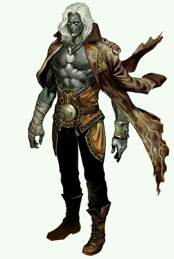 Tiefling Sorcerer - Pathfinder PFRPG DND D&D d20 fantasy ...