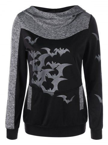 GET $50 NOW | Join RoseGal: Get YOUR $50 NOW!https://m.rosegal.com/sweatshirts-hoodies/halloween-marled-bat-print-hoodie-1286662.html?seid=h9req47nvt9p2t037l2vjjq5r4rg1286662