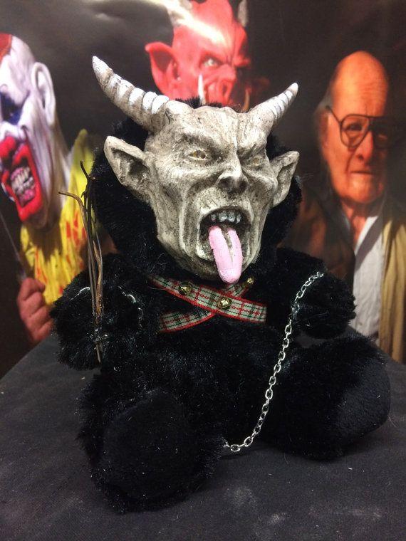 deluxe krampus the christmas devil talking doll by oneailfxstudios