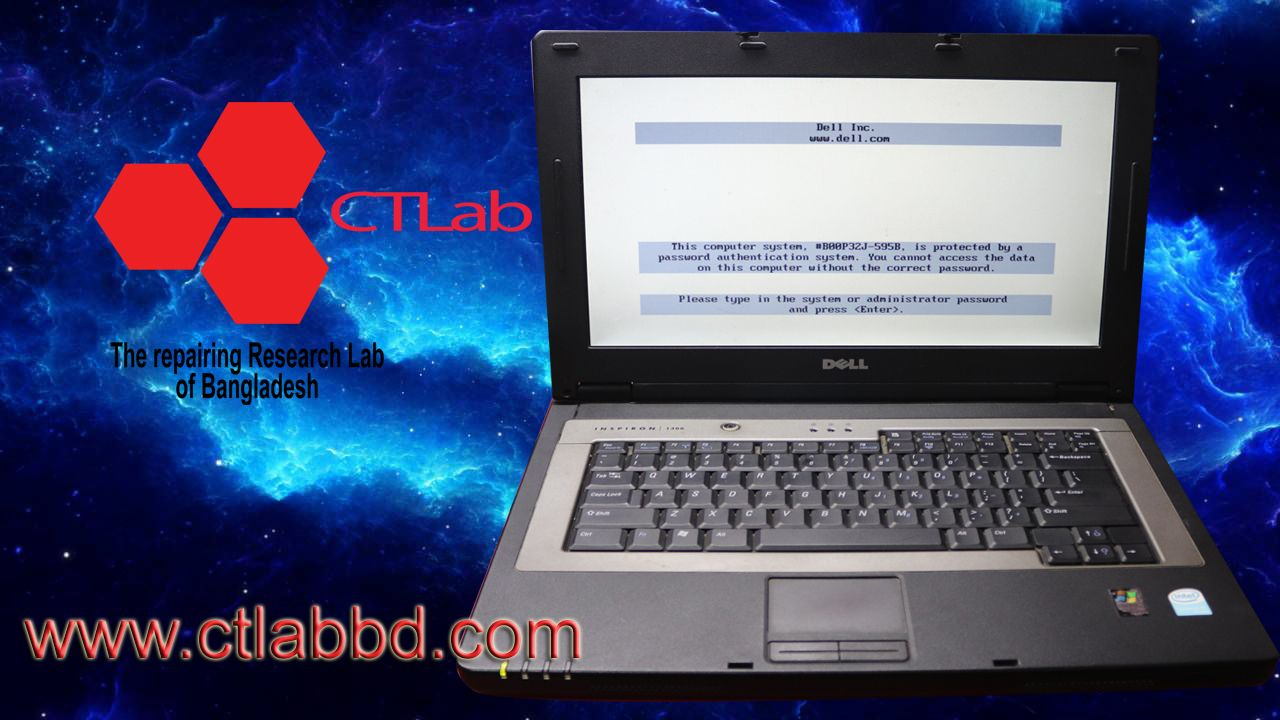 dell laptop bios password recovery