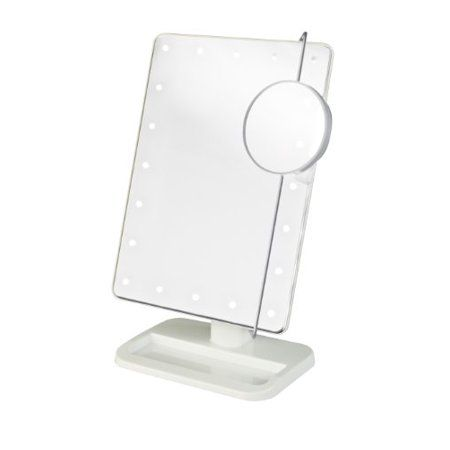 Beauty In 2020 Makeup Mirror With Lights Lighted Vanity Mirror