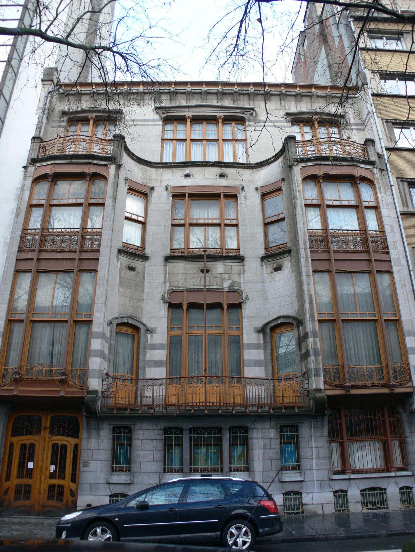 Victor Horta Htel Solvay Brussels