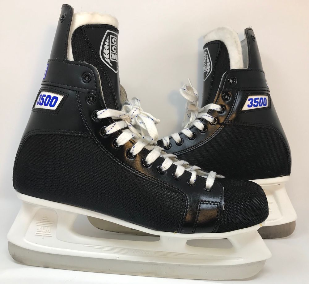new product 1a5c1 17bb5 CCM 3500 Men s Hockey Ice Skates Size 11  CCM