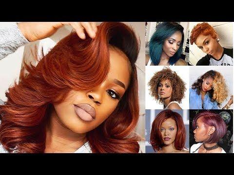 Pin By Larita Washington On Hair Styles 2018 Hair Color Trends Hair Color For Brown Skin 30 Hair Color