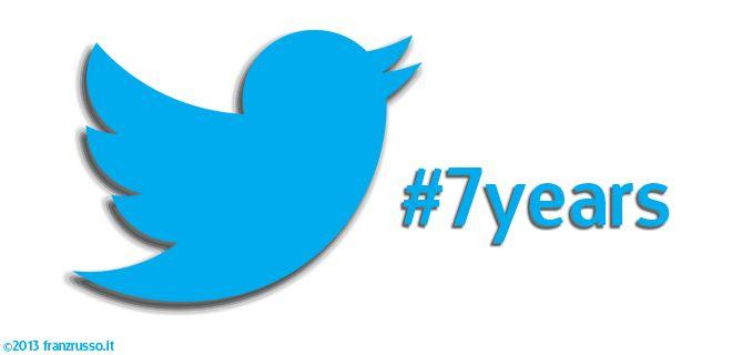 Twitter celebra i 7 anni con un video