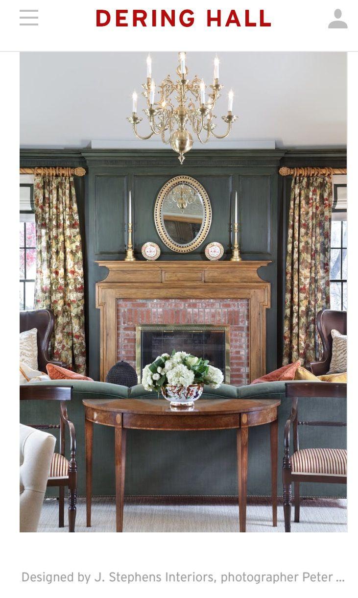 Pin by Susan Maslowski on living room | English country ...