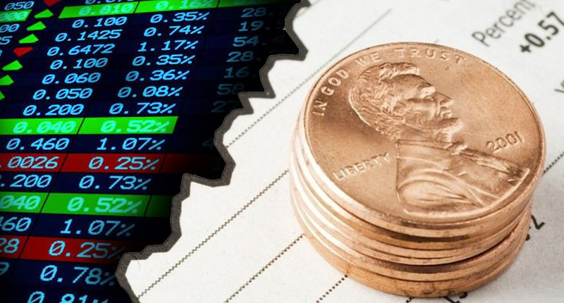 Penny stocks to buy on the naughty or nice list with