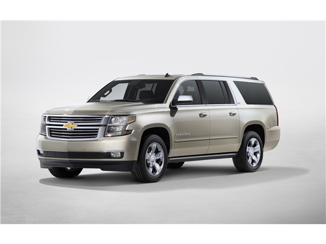 2017 Chevrolet Suburbanthere S 39 3 Cubic Feet Of Cargo Space Behind The Third Row Seats 76 7 Cubic Feet With Them Chevrolet Suburban Chevrolet Chevy Suburban