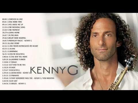 kenny g album mp3