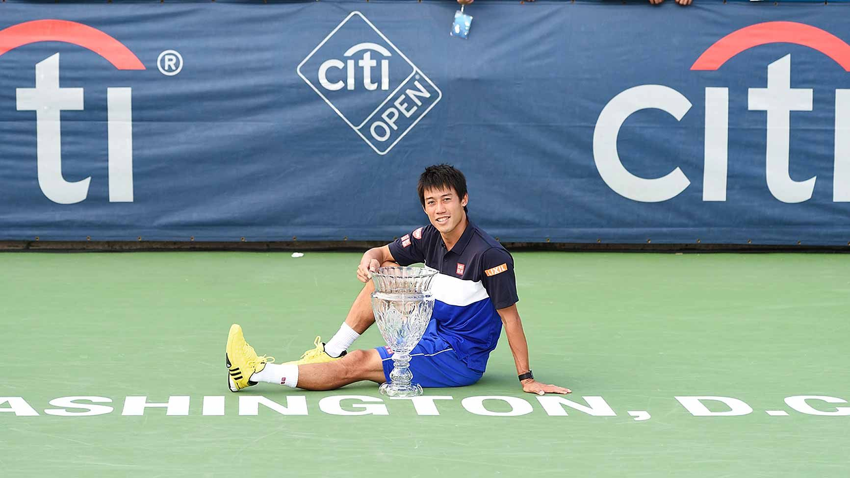 ATP World Tour Washington 2015