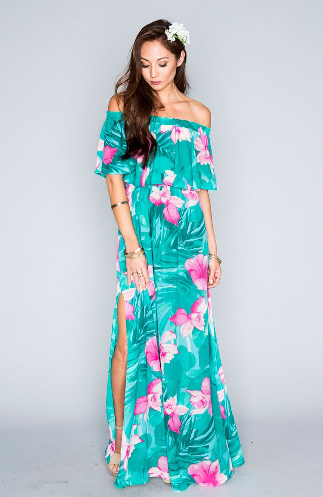 Where to Buy Hawaiian Dresses