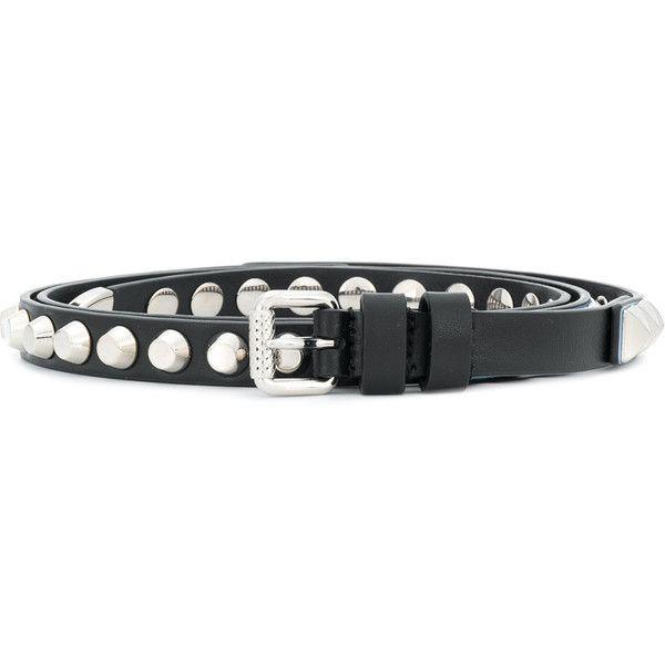 skinny studded belt - Black Prada rCyHPq71