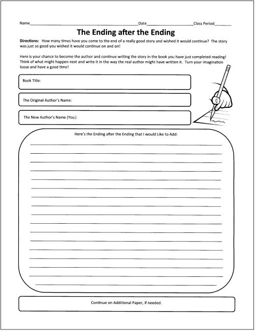 Free Graphic Organizers For Teaching Literature And Reading With