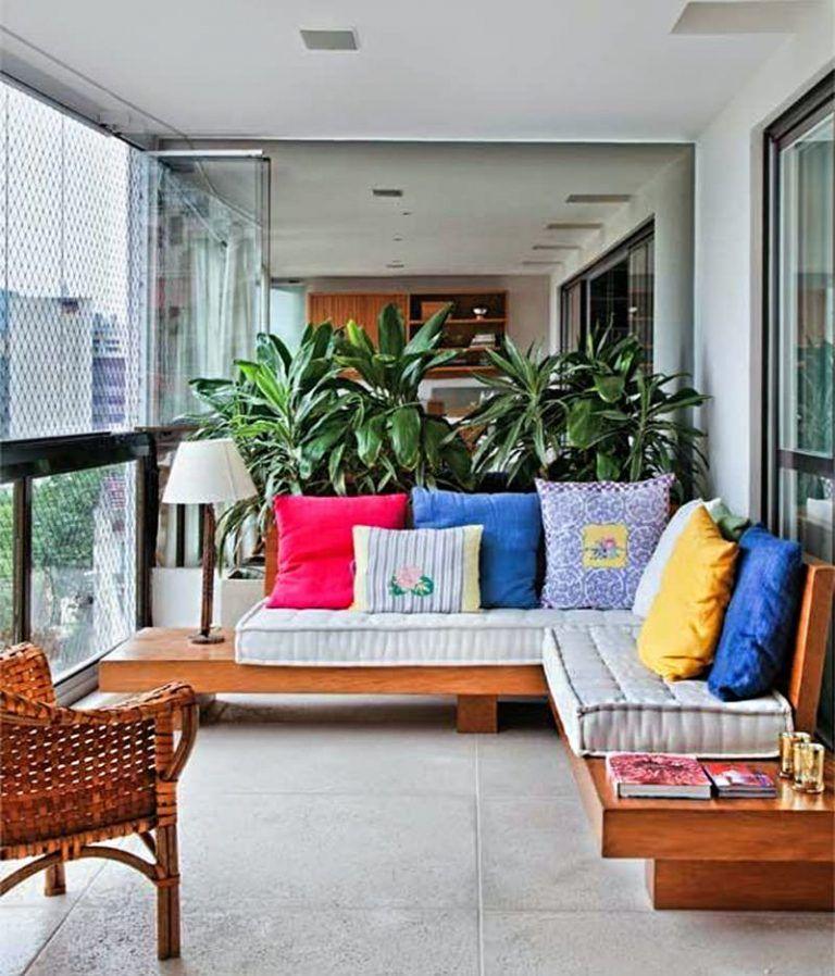 15 Sacadas De Apartamento Que Vao Te Impressionar Decoracao De