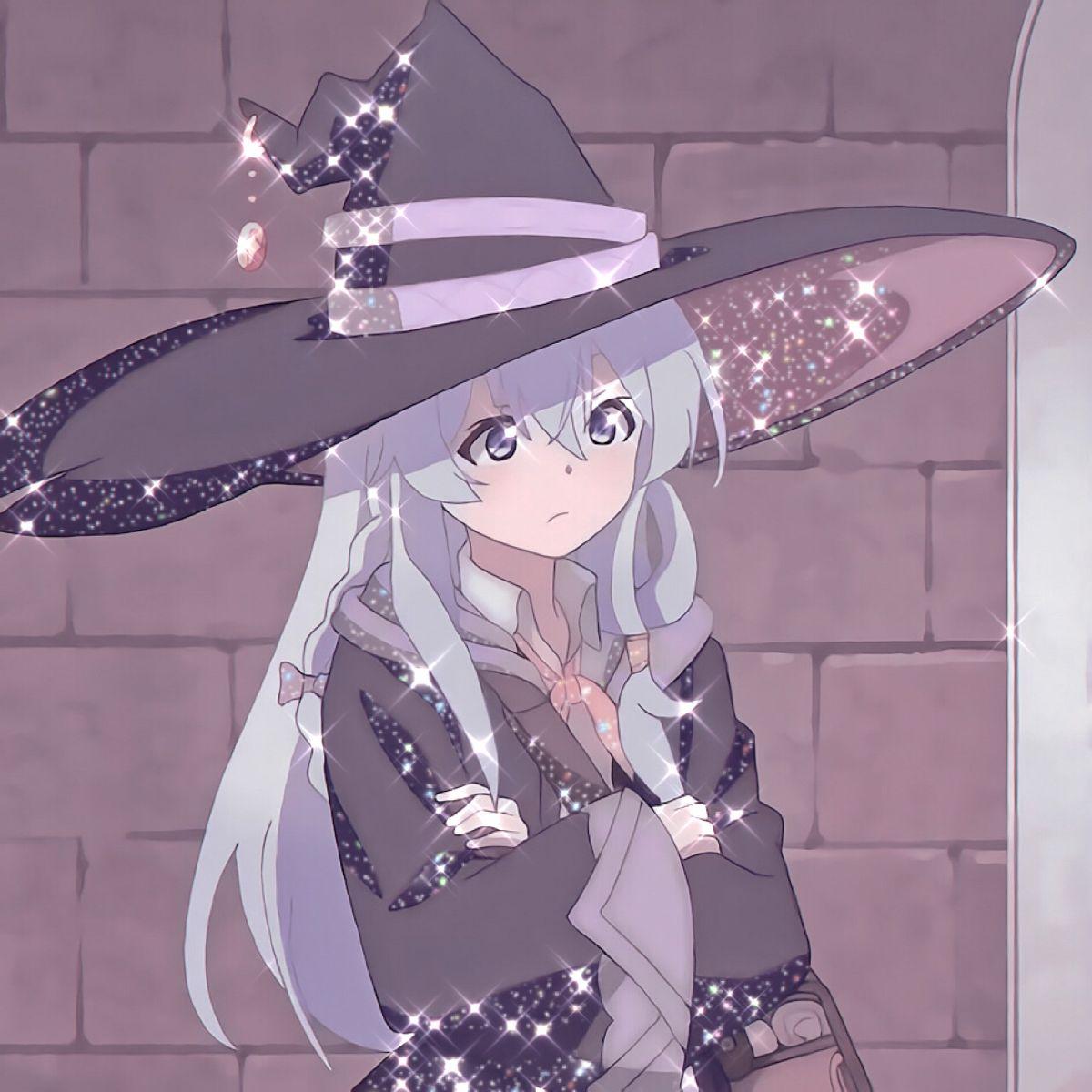 Majo No Tabitabi Elaina Icon Gadis Animasi Gambar Karakter Animasi 3d Elaina majo no tabitabi wallpaper